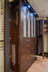 custom closets, jewelry inserts, custom dresser