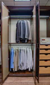 custom wardrobe, custom closet, walk-in wardrobe