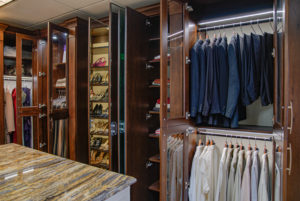 High Quality Closet, Custom Closet, Walk-in Closet