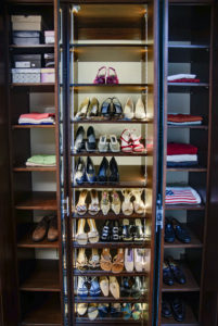 Custom Closets, Custom Shoe Racks, Custom Shelves