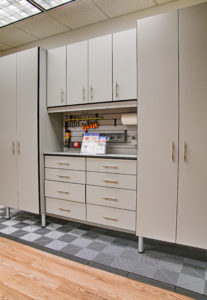 custom garage, garage cabinets, garage accessories