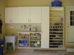 Shoe Rack, Handiwall, Garage Cabinets