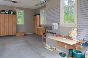 custom handiwalls, garage cabinets, garage storage