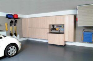 Custom Handiwall, Garage Cabinets, Garage Flooring