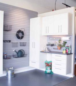 garage cabinets, garage handiwall, garage flooring