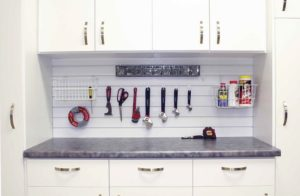 Custom Tools Rack, Handiwall, Custom Garages