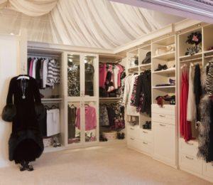 Walk-in Closet, Costume Closet, Custom Closet