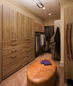 Custom Closet, Custom wardrobe, Clothing Hangars