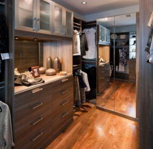 Walk-in Closet, Custom Closets, Closet Shelving