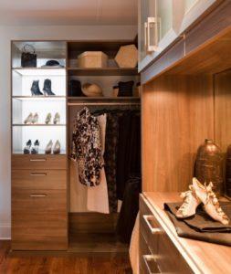 Custom Closet, Walk-in Closet, Closet Shelving
