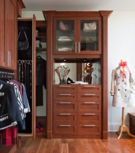 custom closet, wild apple melamine, custom wardrobe