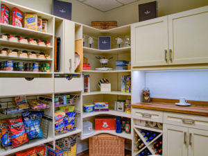 Wine Rack, Pantry Shelving, Coffee bar