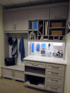 custom closets, custom cabinetry, sliding drawers