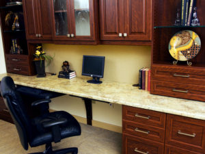 home office, Computer Desk, Custom home office
