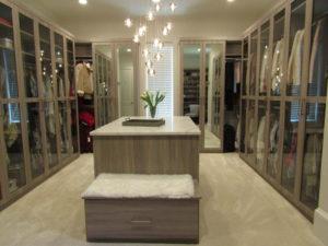Glass Wardrobes, Custom Closet, Walk-in Closet