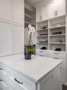 white custom closet, custom closet, white closets