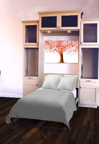Murphy Bed, Wall Bed, Custom Wall bed