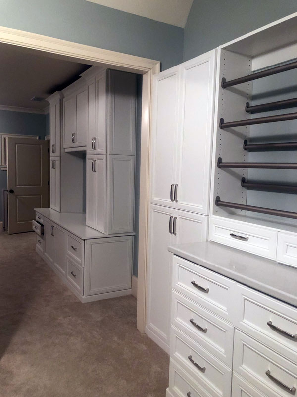 Custom Closet, Craft Area, Craft Room