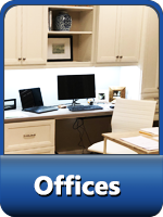 custom home office, design home office, home office